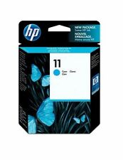 HP 11 Cyan Ink Cartridge Genuine C4836A LOWEST PRICES LOOK! NEW In Retail Box