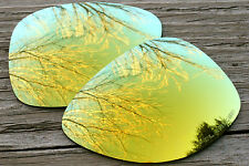 Polarized 24 K Gold Replacement Sunglass Lenses for Oakley Dispatch 2
