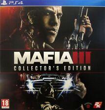 Mafia III Collector's Edition PS4 - totalmente in italiano