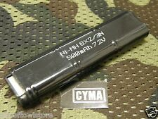 CYMA 7.2V 500mAh Micro Battery For Airsoft AEP G18C CM-030 CM121 (Ni-MH) (65)