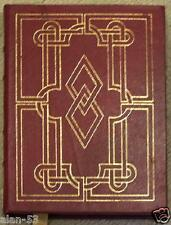 THE TRIAL ~ FRANZ KAFKA ~ EASTON PRESS ~ ILLUSTRATED LEATHER BOUND GIFT EDITION