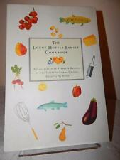 LOEWS HOTELS FAMILY COOKBOOK Cook Book Recipes HC w/ Sleeve 1998 1st/1st Edition