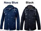 Men Rawcraft Designer Multi Pockets Hooded Jacket Windbreaker Coat Track Top