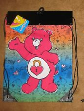 Care Bears Back Sack Backpack Officially Licensed Merchandise Cinch Sac Bag