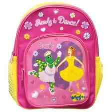 "The Wiggles Dorothy and Emma  ""Ready to Dance"" backpackNew Kinder Daycare"