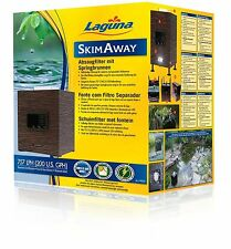 Laguna  Skim Away Skimmer Filter Fountain for Ponds Up to 500 Gallons PT255