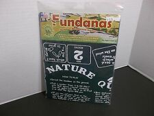 Fundanas  Nature Quest NEW! CHANNEL CRAFT OUTDOOR BANDANNA GAME