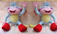 """Dora la Exploradora 10"""" botas el mono peluches nuevos niños bebé regalo Ato"""