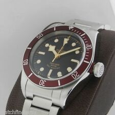 Tudor Heritage Black Bay 79220R 41mm Stainless Steel NEW Complete Ret: $3,425