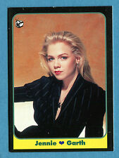 LE BELLISSIME -Masters Cards 1993 -n. 120 - JENNIE GARTH - TELEVISIONE -New
