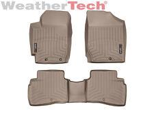 WeatherTech® Floor Mats FloorLiner for Kia Forte Koup - 2010-2013 - Tan
