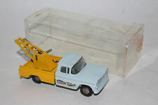 "Hubley Real Toys, 1960 Chevrolet Wrecker in Box ""Turnpike Garage"""