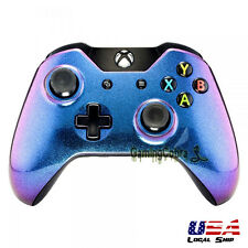Glossy Chamillionaire Design Front Shell Faceplate for Xbox One Controller