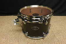 "Tama Starclassic Birch/Bubinga 12"" Mounted Tom/Black Gold Glitter/Display Model"