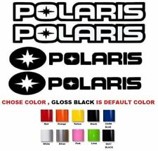 (#336) POLARIS RZR 800 900 1000 RZR S SPORTSMAN XP QUAD STICKERS DECALS