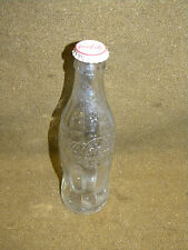 Bouteille coca cola 1944 US WWII WW2 original bottle PX GI's Jeep Dodge PARA