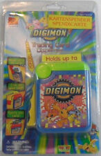 DIGIMON-SCATOLA PORTACARTE DISPENSER-PORTA 45 CARTE