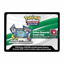 5x Unused XY Breakthrough Pokemon Trading Card Game Online Code 5 Codes