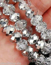 72pcs 6x8mm swarovski Crystal Gemstone Loose Beads A36