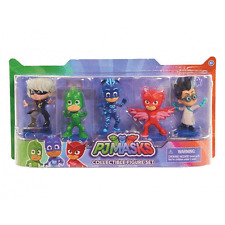 "Flair Just Play PJ Masks 3"" Collectible action figures (Pack of 5)"