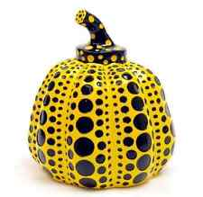 Object Pumpkin Yayoi Kusama Paper Weight New LAMMFROMM  sculpture