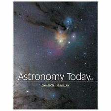 Astronomy Today by Steve McMillan and Eric Chaisson (Hardcover, 8th Edition)