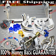 HXW-T4 Turbo Kits  for 93-95 Mazda RX-7 Base/Touring Coupe 2D 1.3L Turbocharged