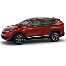 For: HONDA CRV; PAINTED Body Side Moldings Mouldings Trim 2017-2018
