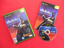 BATMAN DARK TOMORROW ~ Xbox Original ~Complete~ 11+ Kemco PAL