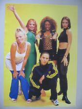 SPICE GIRLS, RARE AUTHENTIC 1990's  POSTER