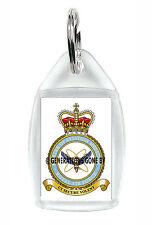 ROYAL AIR FORCE CENTRE OF AVIATION MEDICINE KEY RING (ACRYLIC)