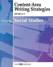 Content-Area Writing Strategies Grades 5-6 - Social Studies (Writing) (Content-A