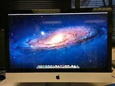 apple imac 27 inch 3.4 ghz i7 4gig ram
