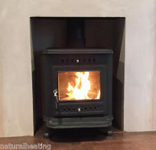 Trilby 7.5kw cast iron stove stoves woodburning fires multifuel woodburner wood