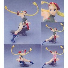 Capcom Girl Collection Fighting Cammy
