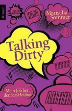Talking Dirty von Marischa Sommer (2011, Taschenbuch) #3033