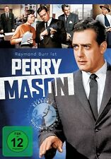 RAYMOND/COLLINS,RAY/HALE,BARBARA BURR - PERRY MASON S1 MB  10 DVD NEU