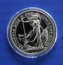 GREAT BRITAIN -  2012 Silver Britannia