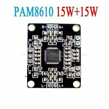 PAM8610 15W*15w Dual channel Stereo Class D Amplifier Board 12V dc 6-16v AMP