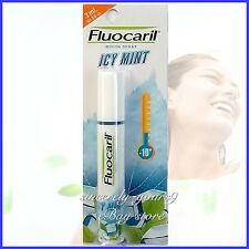 Fluocaril Mouth Spray Instant Breath Freshener Icy Mint 3ml