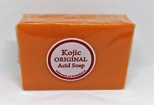 New Authentic ORIGINAL KOJIC ACID Whitening Herbal Soap 125 grams USA Seller
