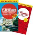 !! St.Petersburg 2014 mit Karte UNGELESEN Reiseführer Marco Polo Russland