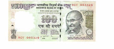 2012 India 100 rupees  banknote  ! very nice