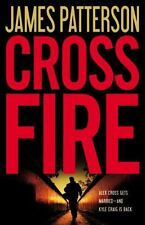 CROSS FIRE [Alex Cross Series] 2010 By James Patterson -- HARDCOVER / USED