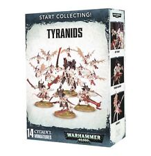 START COLLECTING TYRANIDS - GAMES WORKSHOP WARHAMMER 40K 40,000 ARMY - BNIB