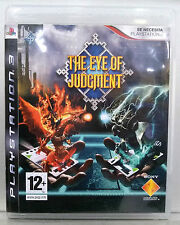 THE EYE OF JUDGMENT - PLAYSTATION 3 - PAL ESPAÑA