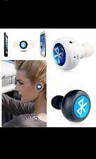 bluetooth headset kopfhörer Farbe Weiß mini ultra-kleinen iphone 7/6/5,Samsung