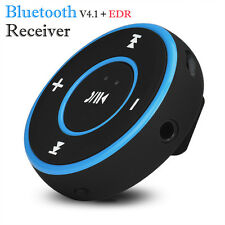 Wireless Bluetooth 3.5mm Audio Stereo Adapter Car AUX Home Music Receiver Dongle
