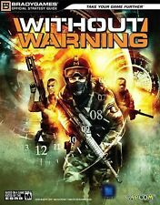Without Warning(tm) Official Strategy Guide (Official Strategy Guides (Bradygame