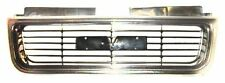 CHROME GRILLE 1998-2004 GMC SONOMA JIMMY - FAST SHIPPING
